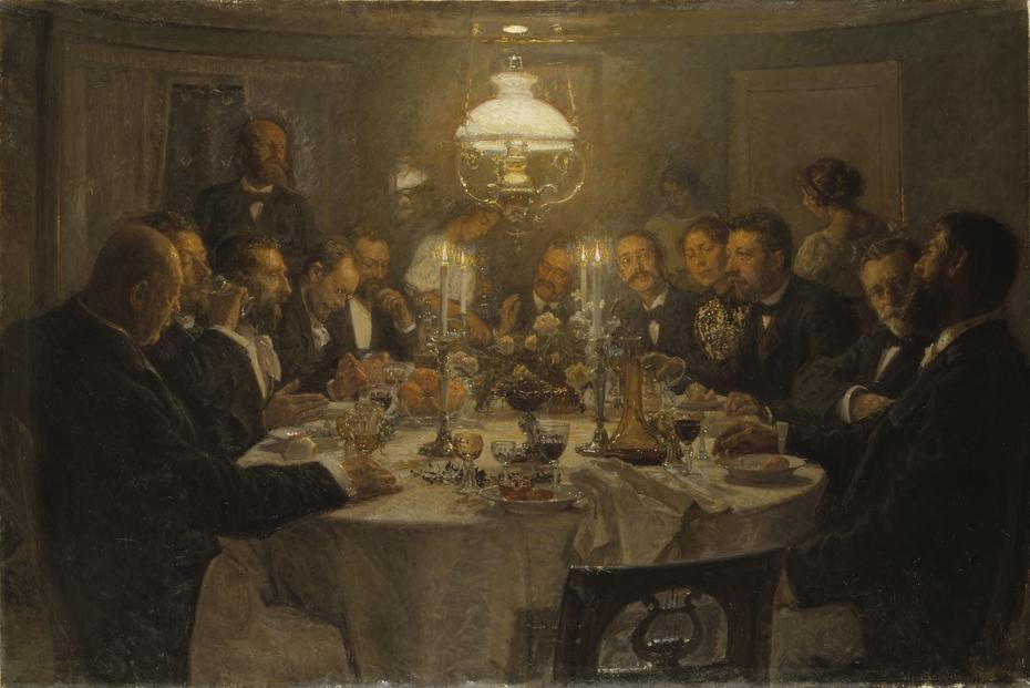 An Artist's Gathering