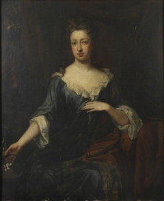An Unknown Lady, possibly Lady Dorothy Savile, Countess of Burlington and Countess of Cork (1699-1758)