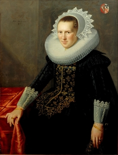 Anna Strick (1591-1637), echtgenote van Philips Ram