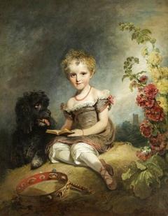 Anne Hoare, Lady Mathew (d.1872)