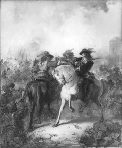 Anno 1678. De slag bij Saint-Denis