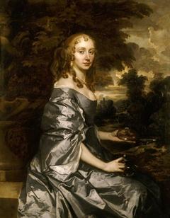 Arabella Bankes, Mrs Gilly (b.1642)