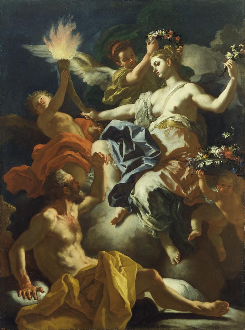 Aurora Taking Leave of Tithonus