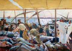 Ayamonte. La pesca del atún