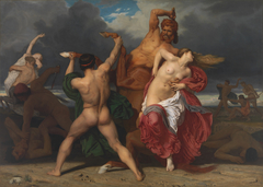Battle of the Centaurs and the Lapiths