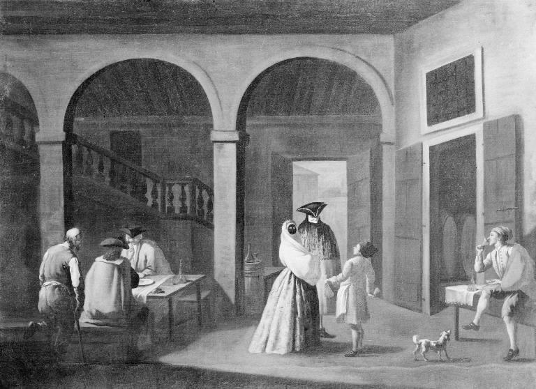 Beggar in a Public House