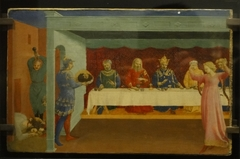 Beheading of St. John the Baptist and Herod's Banquet