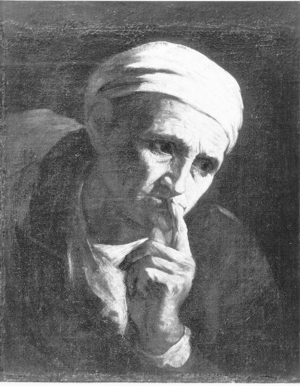 Bildnis einer alten Frau (Nachfolger)