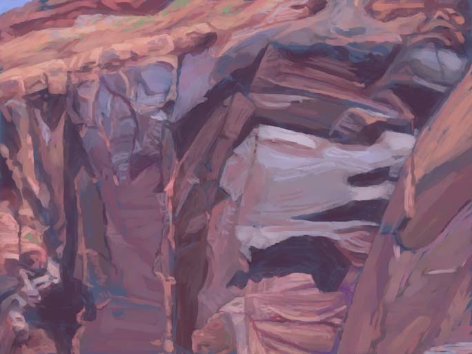 Bronzed Gorge