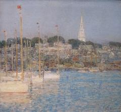 Cat Boats, Newport