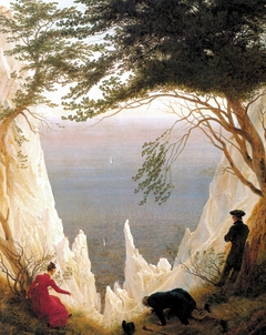 Chalk Cliffs at Ruegen