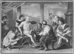 Der Tod des Seneca
