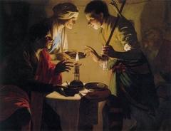 Esau Selling His Birthright