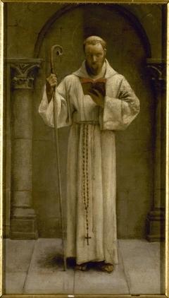 Esquisse pour l'église de Bagneux : Saint Herbland