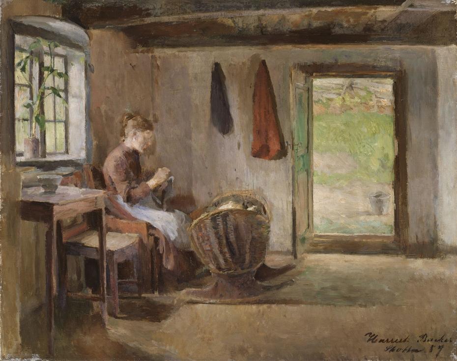 Farm Interior, Skotta in Bærum