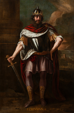 Fergus I, King of Scotland (330-305 B.C.)