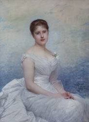 Frances Margaret Lawrance, Lady Vernon (d 1940)