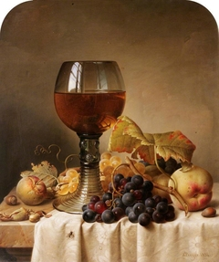 Fruit and a Goblet
