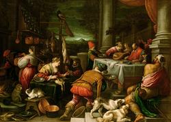 Gleichnis vom reichen Mann und dem armen Lazarus