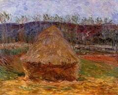 Grainstack at Giverny