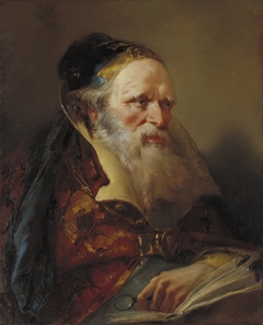 Head of a Philosopher