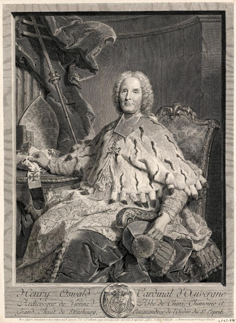 Henri Oswald de La Tour d'Auvergne