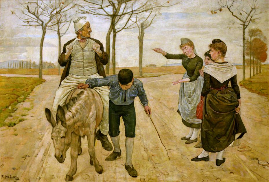 Il mugnaio, suo figlio e l'asino