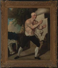 Jack Broughton, the Boxer