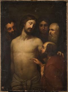 Jesus and doubting Thomas, II