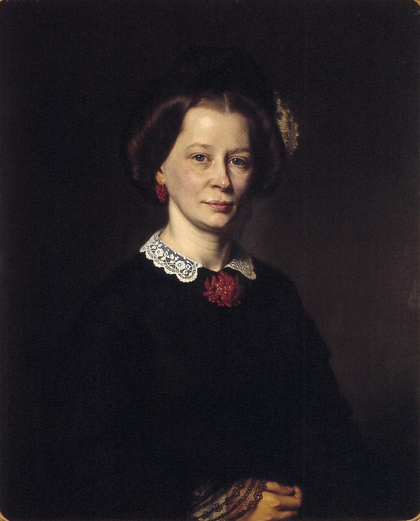 Johanna Elisabeth Frederica Bouricius (1817-1870)