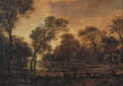 Landscape at Evening
