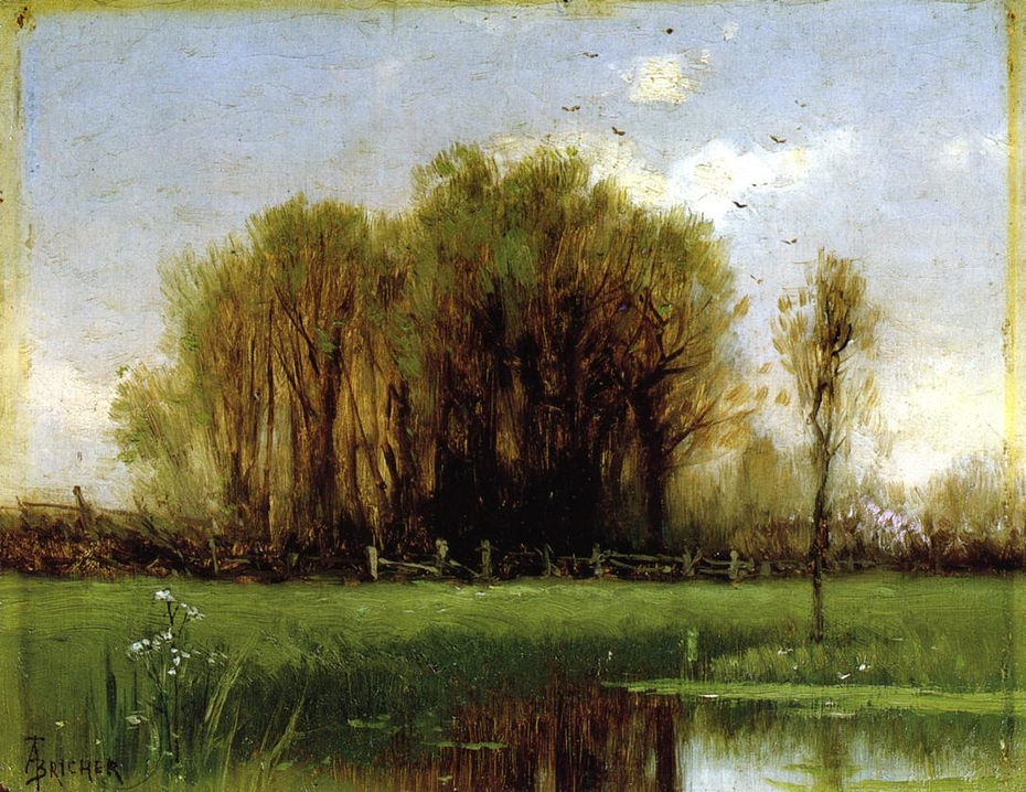 Landscape with Water