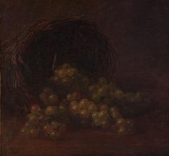 Le panier de raisin (Uvas)