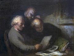 Les Collectionneurs d'estampes