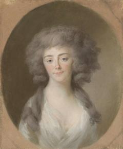 Louisa Isabella Alexandrina Augusta von Kirchberg (1772-1827). Echtgenote van Frederik Willem, vorst van Nassau-Weilburg, en schoonzuster van Augusta Maria Carolina van Nassau-Weilburg