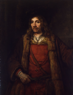 Man in a Fur-lined Coat