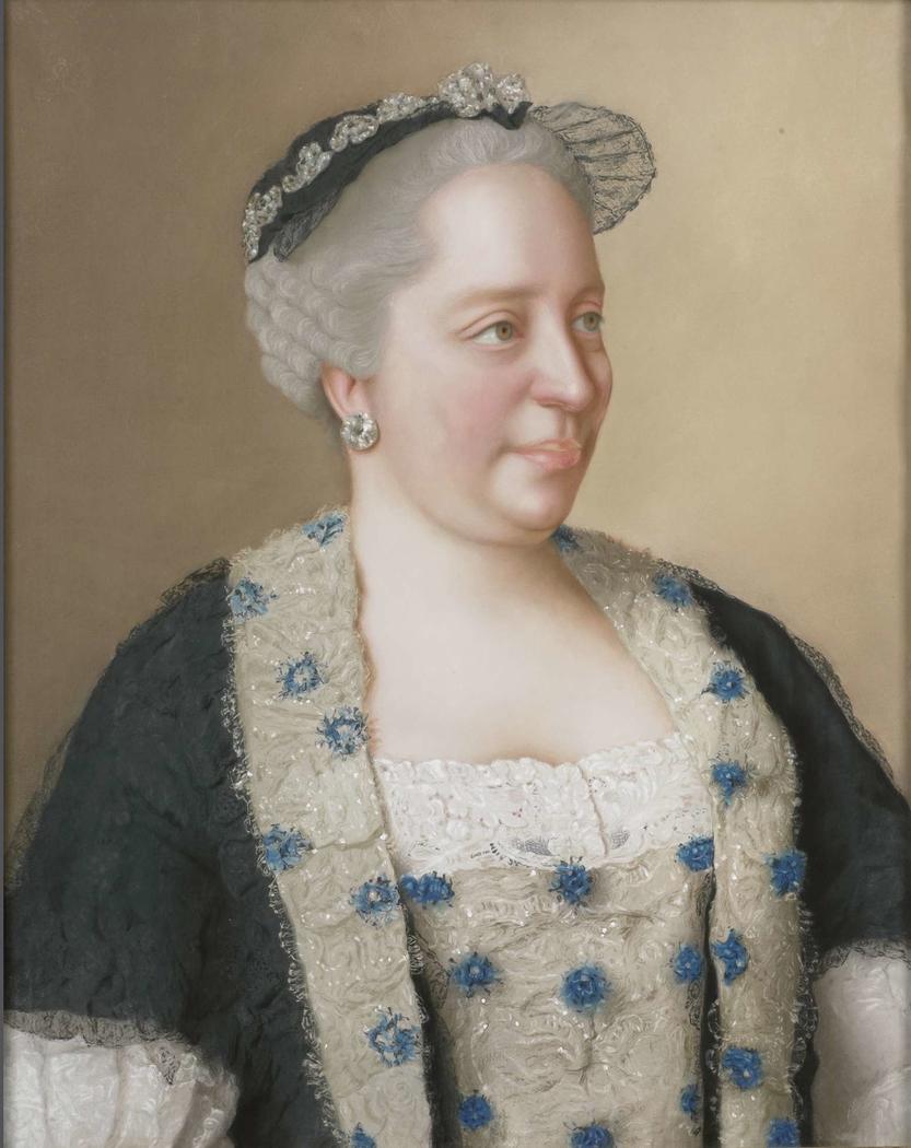 Maria Theresia van Oostenrijk (1717-80), aartshertogin van Oostenrijk, koningin van Hongarije en Bohemen, Rooms-Duits keizerin