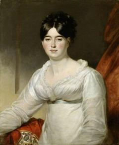Mary Anne Vevers, Mrs Alban Thomas Jones Gwynne (1781-1837)