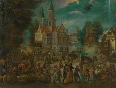 May Celebrations (Celebrations outside the Castle)