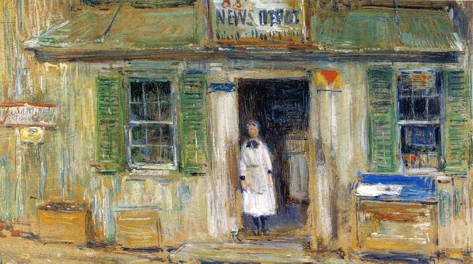 News Depot, Cos Cob