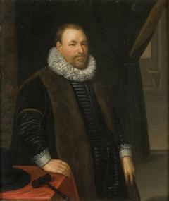 Nicolaas Cromhout (1561-1641), President van het Hof van Ho