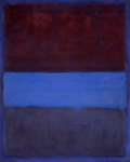 No.61 (Rust and Blue)