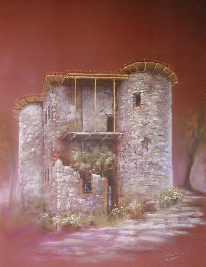 Ο Πύργος του Δροσίνη - Poet Drosinis's Tower