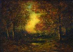 October Evening