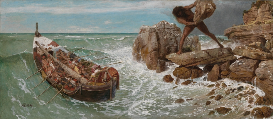 Odysseus and Polyphemus