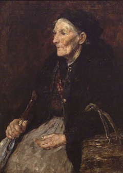 Old Market Woman