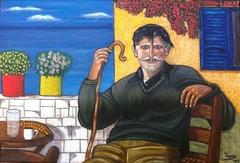 Oldman in Crete