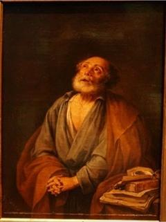 Penitent St. Peter