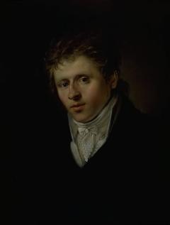 Portræt af J.C. Dahl