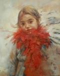 "portrait-""Agllika"""